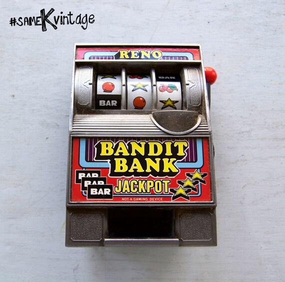 the little bandit slot machine