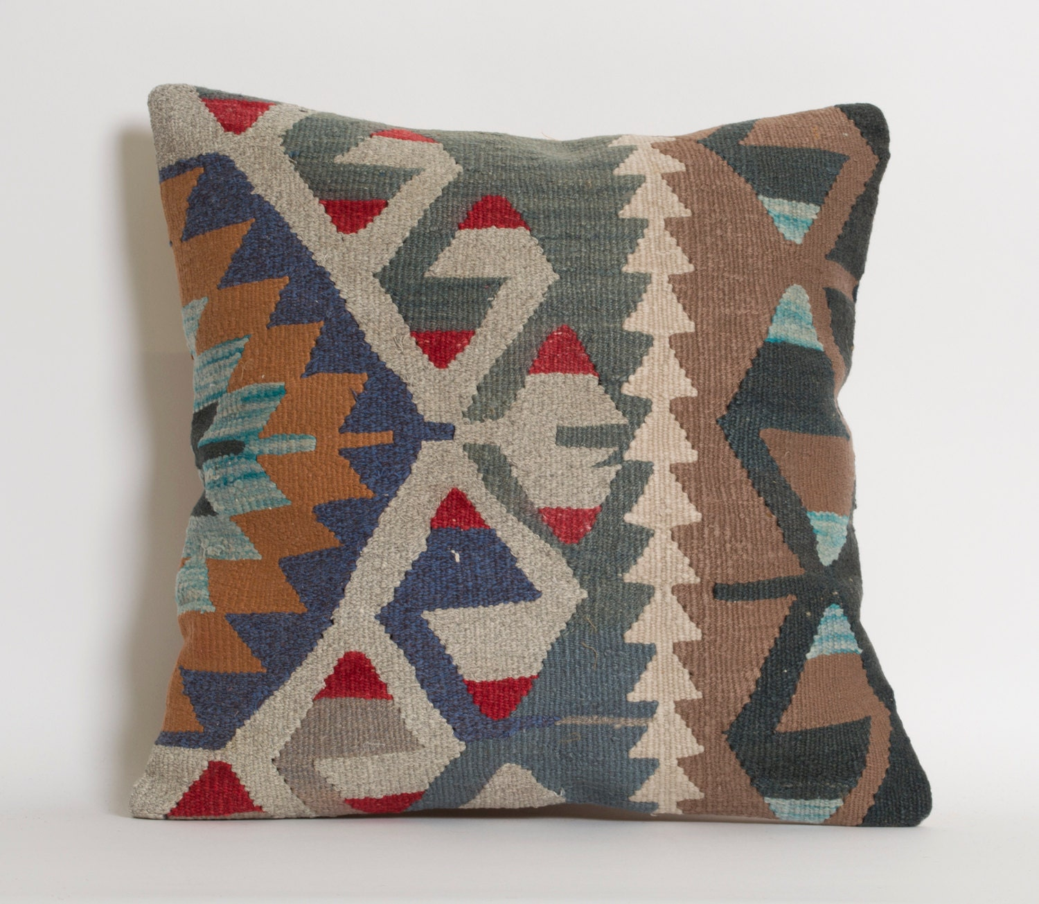 Decorative Pillows Kilim : Decorative Kilim Pillows Bohemian Home Decor Handwoven by pillowme