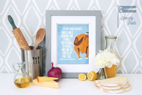 funny kitchen art print kitchen decor quote by