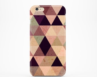 iPhone 6 case iPhone 6 Plus iPhone 6s case Triangle iPhone 4s case Geometric iPhone 5 case Colorful iPhone 5s case triangle iphone, ombre