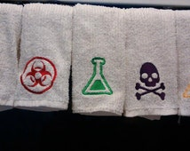 SCIENCE! Kitchen Towels