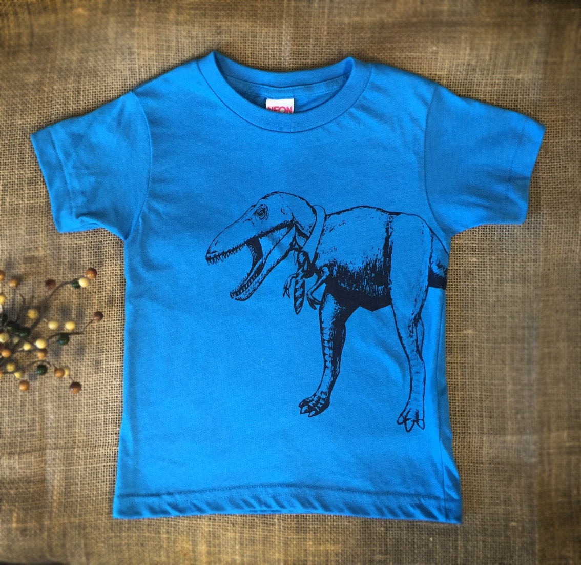 Shop for popular Dinosaur T-Shirts Online in various designs and graphics at The Mountain, America's greenest t-shirt company!