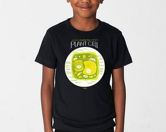 T-Shirt: Plant Cell