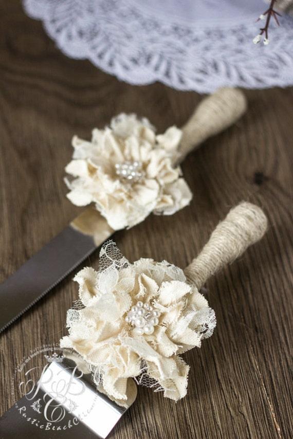 rustic cake server set rustic wedding cake server. Black Bedroom Furniture Sets. Home Design Ideas