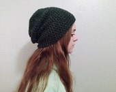 The Adventurer's Slouch Beanie - Made to Order - slouch beanie, knit slouch beanie, knit beanie, beanie, chunky knit beanie, chunky beanie
