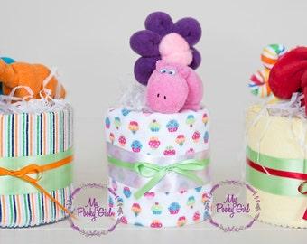 Mini Nappy Cake