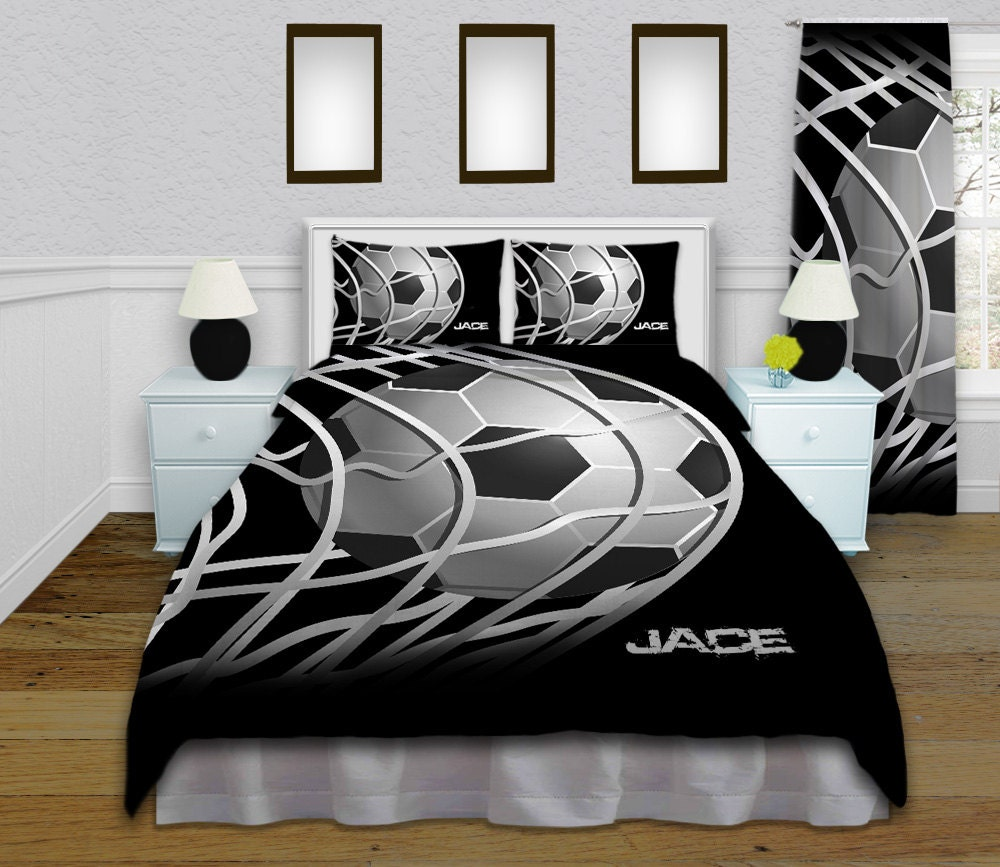 Soccer Bedding For Kids Luxury Childrens By