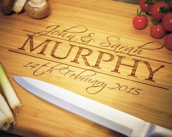 Christmas Chopping Board ,Cutting Board Personalised Gift For Any Occasion.