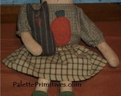 Gertie Mae and Fred - Instant Download E-Pattern