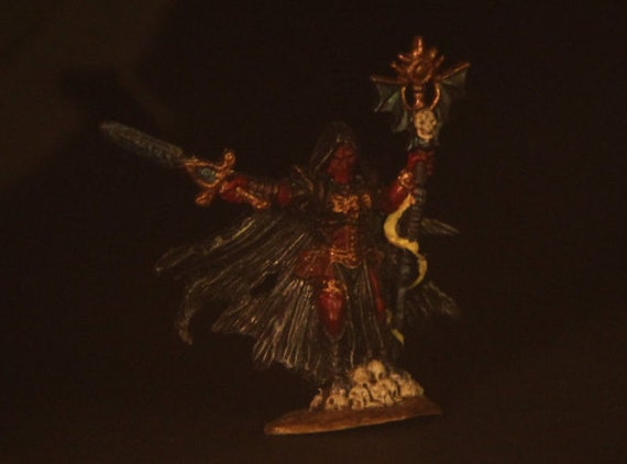 Warlocks Dragons: Items Similar To Warlock / Necromancer Professionally