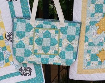 Handmade Baby's Changing bag