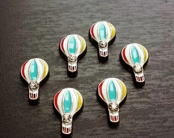 Hot Air Balloon Floating Charm for Floating Lockets-Gift Ideas for Women