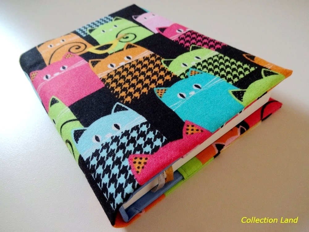 Fabric Notebook Cover : Notebook cover journal fabric