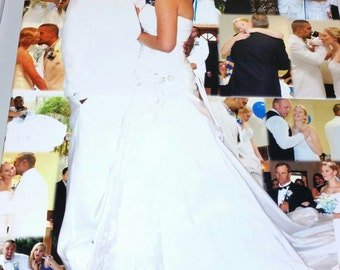Personalized Wedding Canvas