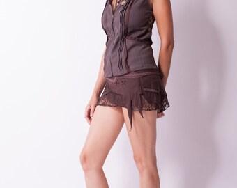 Fairy Skirt brown