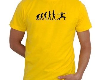 Yoga Evolution 1 T-Shirt