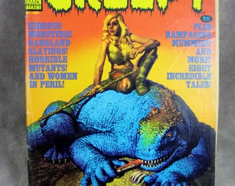 CREEPY Magazine #132 Rich CORBEN Issue - October 1981 - Horror Halloween