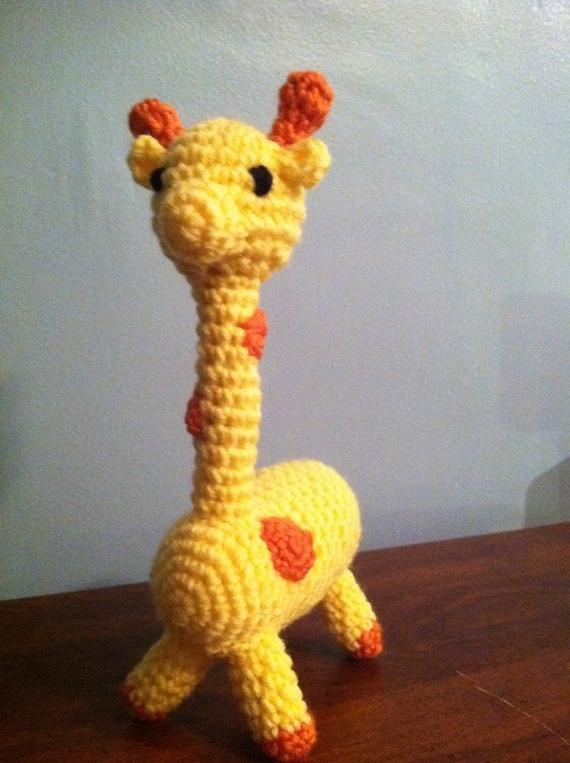 Amigurumi Giraffe Kostenlos : Amigurumi Giraffe