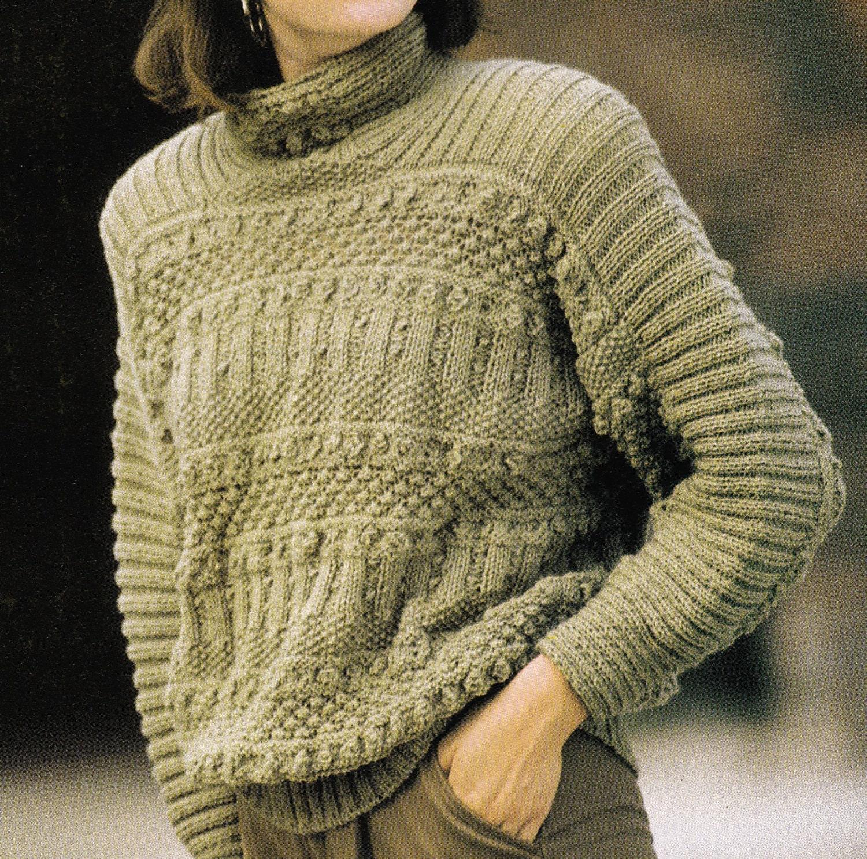 Creating Knitting Patterns : Vintage Knitting Pattern Instructions to Make a by LucysPatternBox