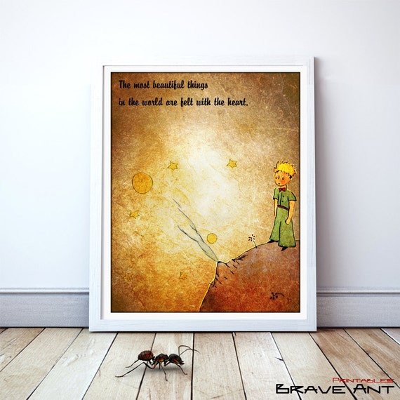 Little prince the little prince le petit prince by Decoration le petit prince
