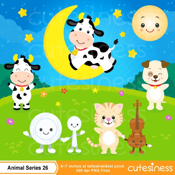 clipart pictures of nursery rhymes - photo #25