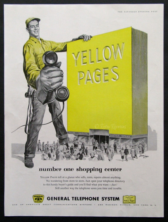Yellow Pages directory is finally killed off by internet