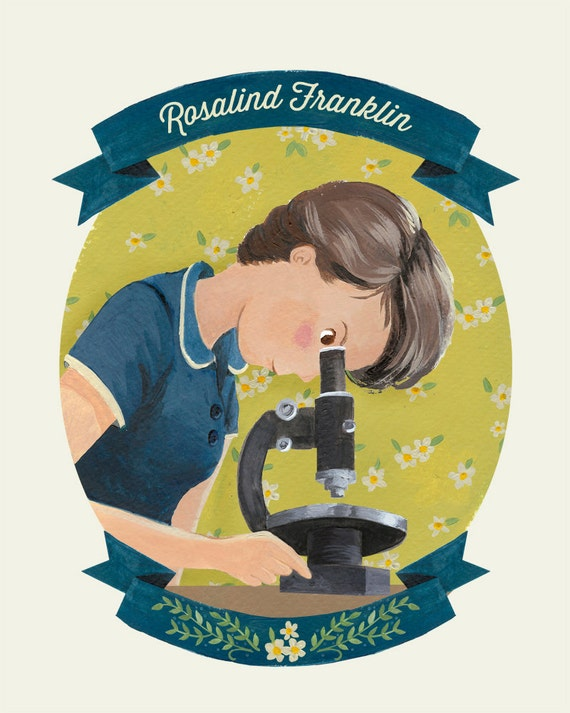 rosalind franklin life in discovery essay