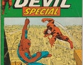 Daredevil Special Annual ...
