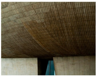 Empire State Plaza Egg, Albany NY. LImited Edition Photographic Print