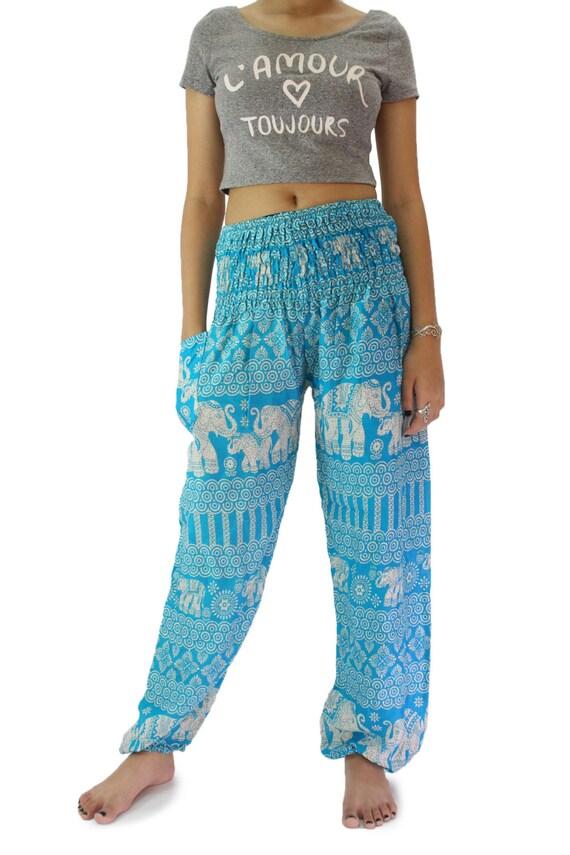Perfect  Elephant Pants Harem Pants Women High Cut Harem Pants Elephant Pants