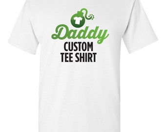 Create Your Own CUSTOM TEE SHIRT - Design Your Own - Custom Shirt - Custom Logo - Logo Idea - Sports Teams - Groups - Family Reunion - Gift