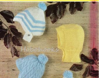 Knitting Pattern Balaclava For Baby : Balaclava Etsy