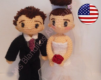 Items similar to Pattern PDF Fashion Doll Bride Knitting ...