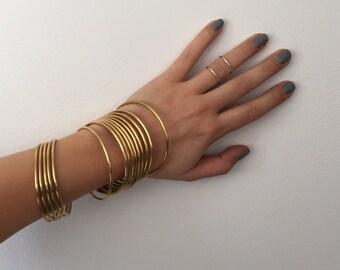 Brass Stacks - Brass Bangles