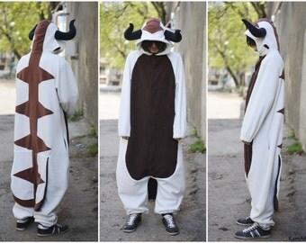 Appa Kigu ~ Avatar: The Last Airbender ~ Kigurumi/Onesie/Costume