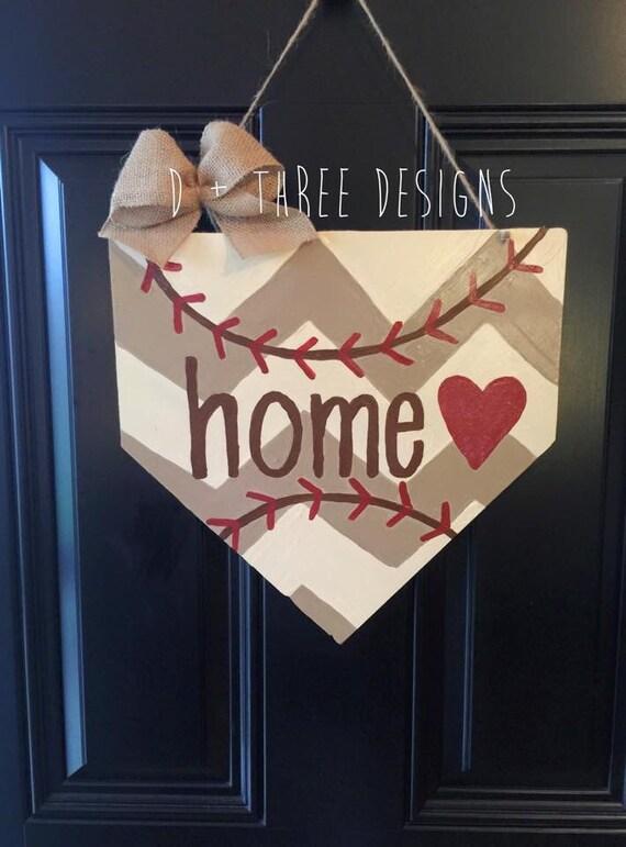 Baseball Home Plate Base Baseball Decor Baseball Wreath Home Decorators Catalog Best Ideas of Home Decor and Design [homedecoratorscatalog.us]