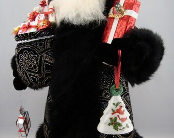 "Father Christmas Doll - Santa Claus Doll - 20"" Tall"