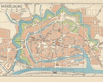 Middelburg holland Etsy
