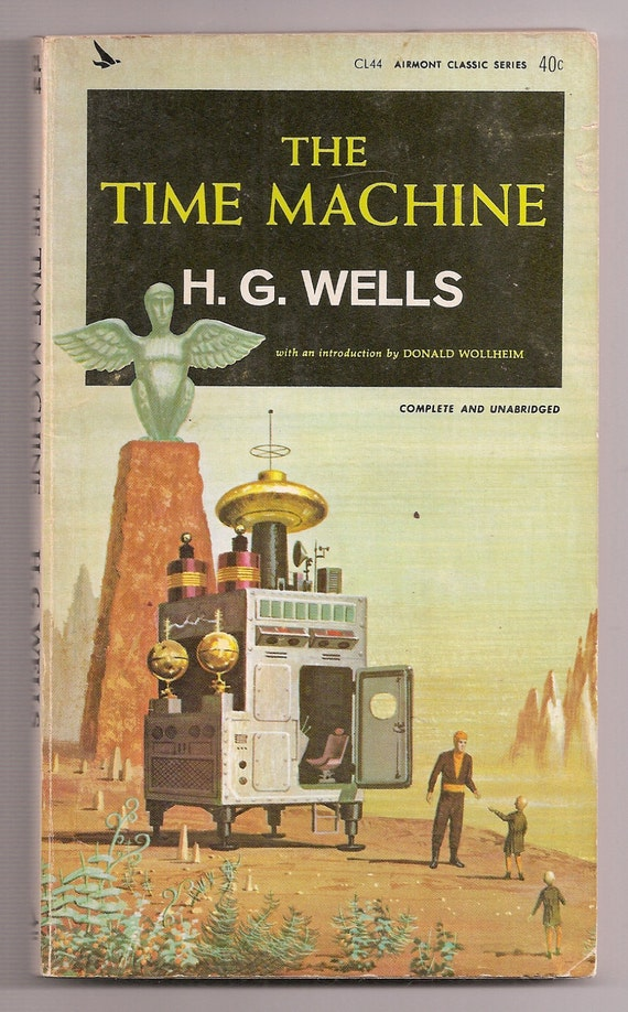 an argument about time travelling in the time machine by hg wells Report abuse transcript of the time machine by hg wells story within a story about a time traveler who tells his story of his travel to the year 802 during this time, the avid young reader went through many books became draper's assistant with mom turned to teaching-eventually writing what he wrote.