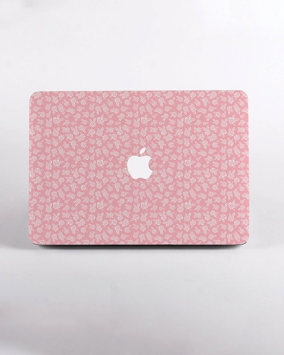 rosy rose hard plastic mac book case design for macbook pro. Black Bedroom Furniture Sets. Home Design Ideas