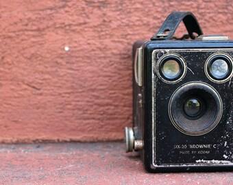 Vintage Camera Six 20 Brownie C by Kodak