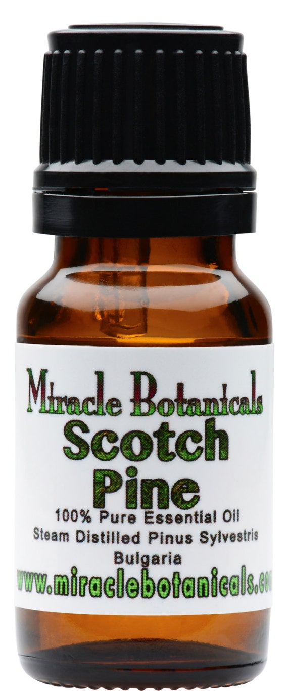 Miracle Botanicals Scotch Pine Essential Oil By