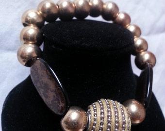 Sophisticated beaded bracelet