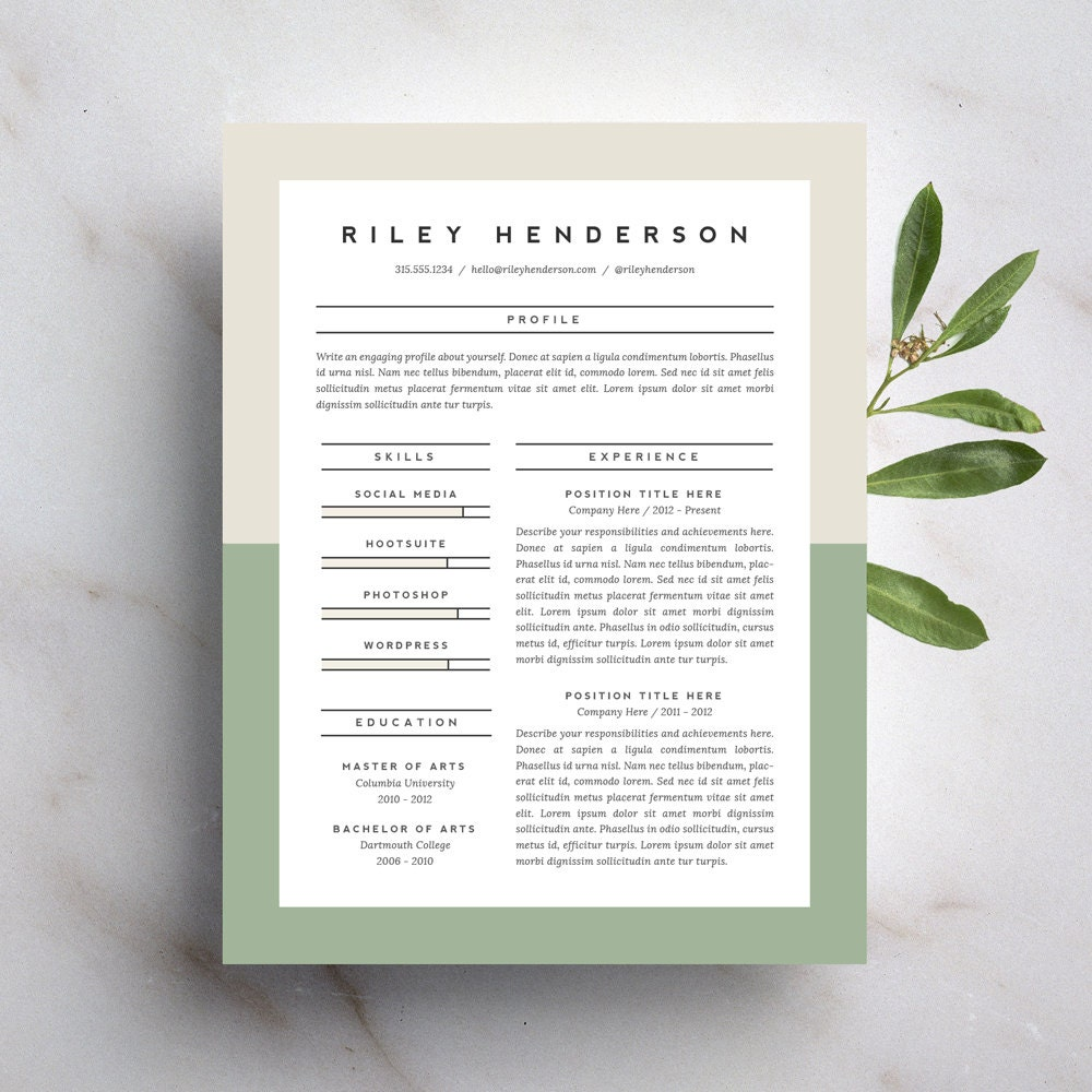 images about creative diy resumes on pinterest brefash