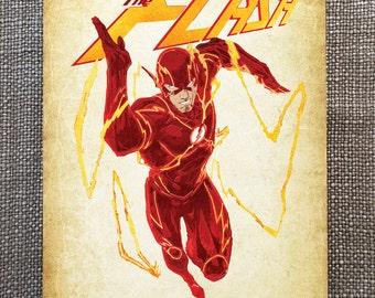 Flash - Barry Allen Print