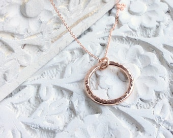 Rose Gold fill necklace