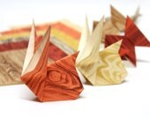 Wood Grain Origami Paper - Medium 5 inch, 12 sheets, Wood Texture Pattern,  Origami Supplies, Paper Supplies, Craft Supplies, Paper