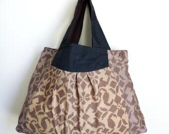 Fabric Tote Bag, Small Tote Bag