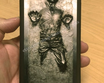 Star Wars Han Solo Frozen in Carbonite iPhone 7/6 case iPhone 7+/6+