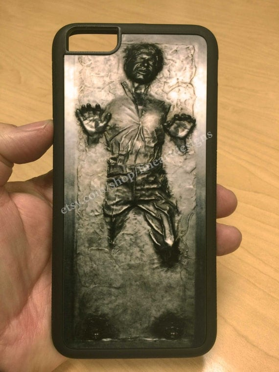 Star Wars Han Solo Frozen in Carbonite iPhone 6 case iPhone 6+